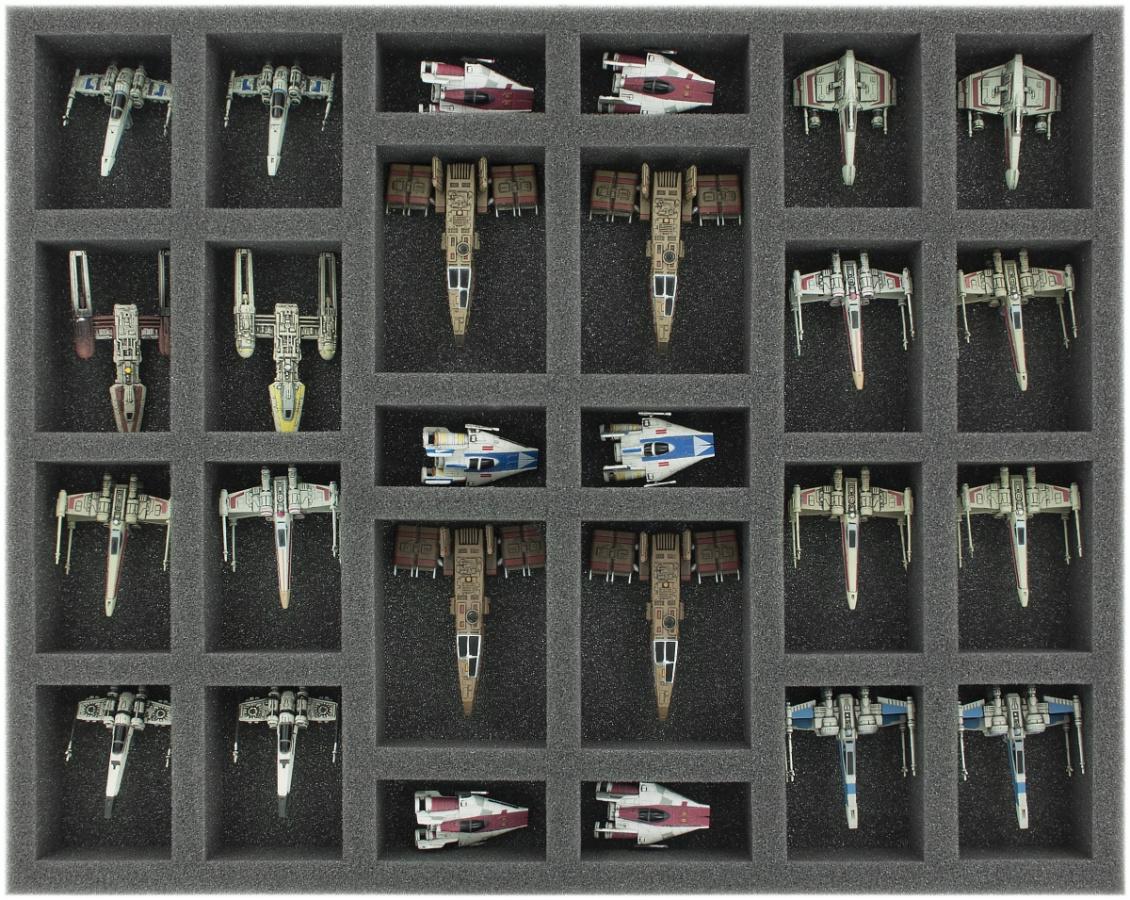 Feldherr Gąbka na X-Wing: Starfight - 35 mm (26 otworów)