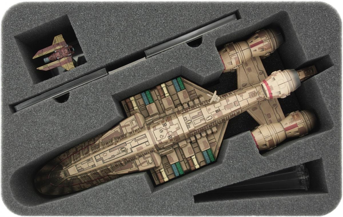 Feldherr Gąbka na X-Wing: C-ROC Cruiser MINI - 100 mm