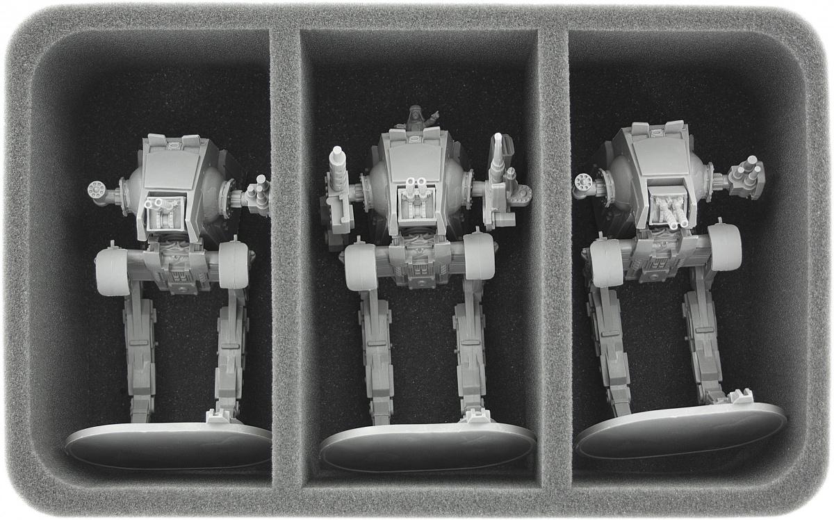 Feldherr Gąbka na Imperial Assault STANDARD - 85 mm (3 otwory)