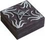 Szkatułka na kości: Cthulhu - Grafitowa