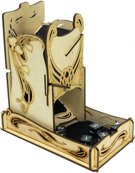 E-Raptor: Dice Tower - Elven Box