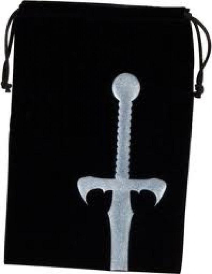 Fantasy Flight Supply Dice Bag: Sword