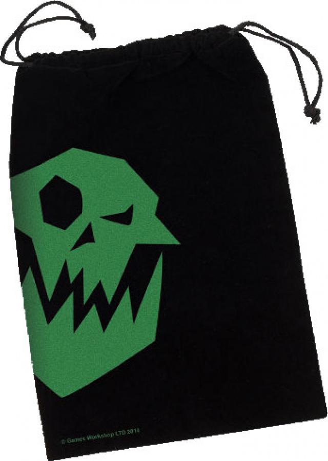 Fantasy Flight Supply Dice Bag: Ork