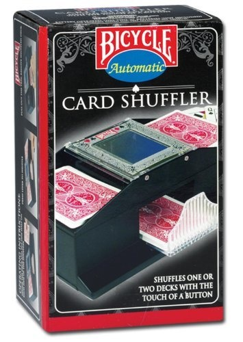 Tasownik Bicycle - Card Shuffler