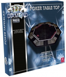 Diamond Poker Table Top
