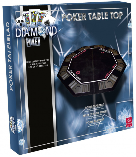 Diamond Poker Table Top