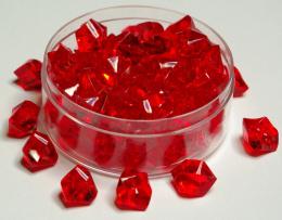 Gem Stones - czerwone