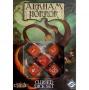 "Komplet Kości ""Arkham Horror"" - Cursed Dice Set"