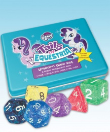 My Little Pony: Tails of Equestria RPG - Unicorn Dice Set