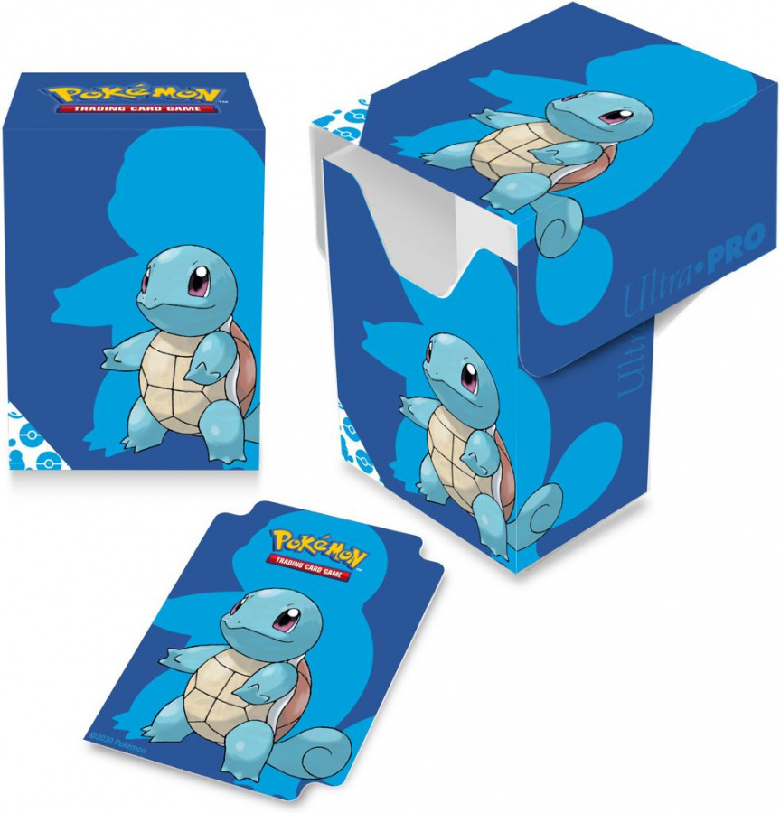 Deck Box Pokemon - Squirtle