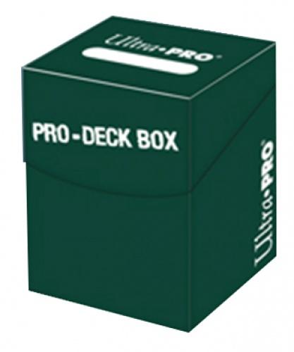 Ultra Pro - Pro 100+ Deck Box - zielony