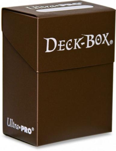 Deck Box - Brown