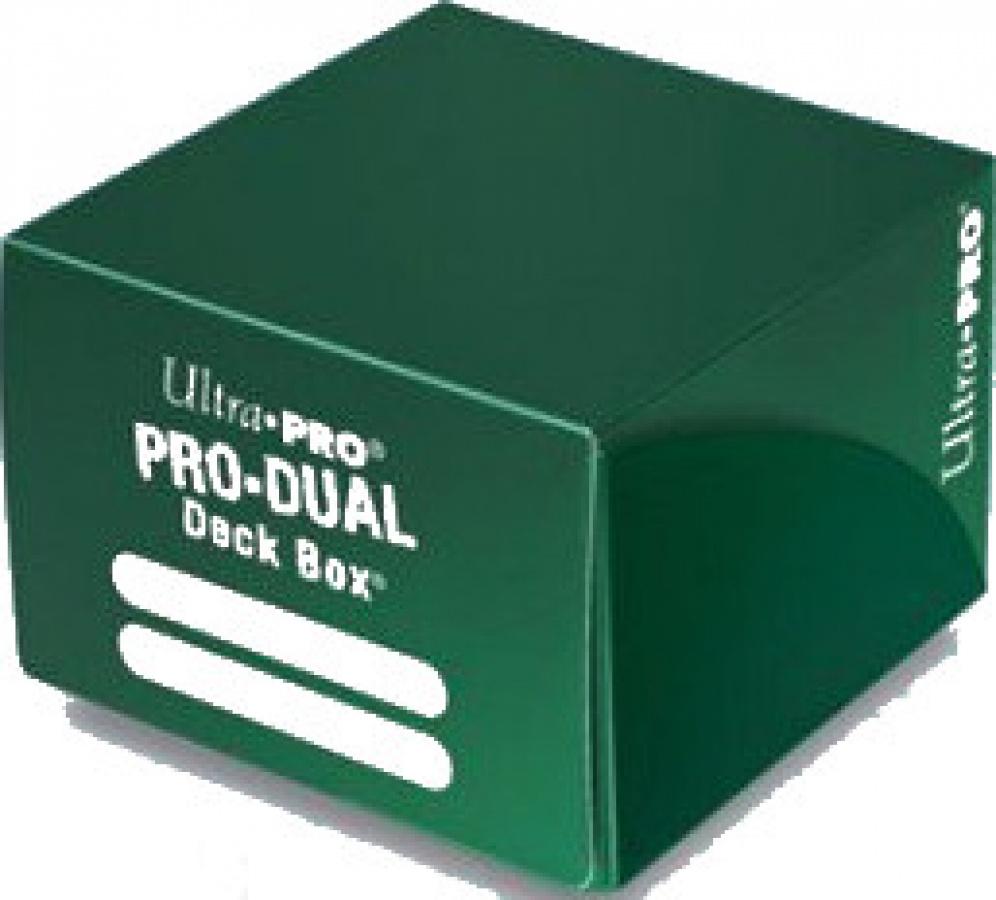 Pro-Dual Deck Box - Green (zielony) 180