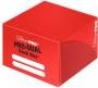 Pro-Dual Deck Box - Red (czerwony) 180