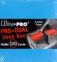 Pro-Dual Deck Box - Blue (niebieski) 120