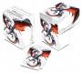 Deck Box - Black Dragon