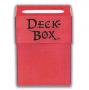 Deck Box - Hot Red