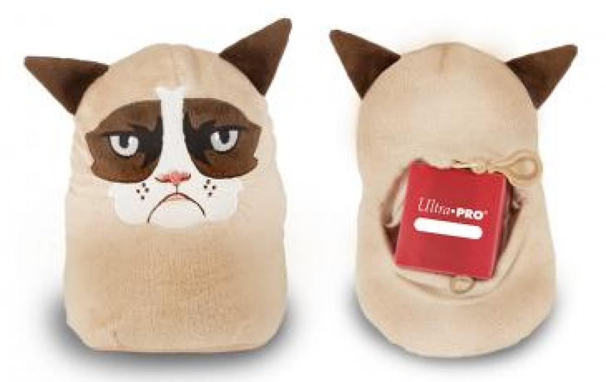 Deck Box - Grumpy Cat Cozy (pluszowy deck box)