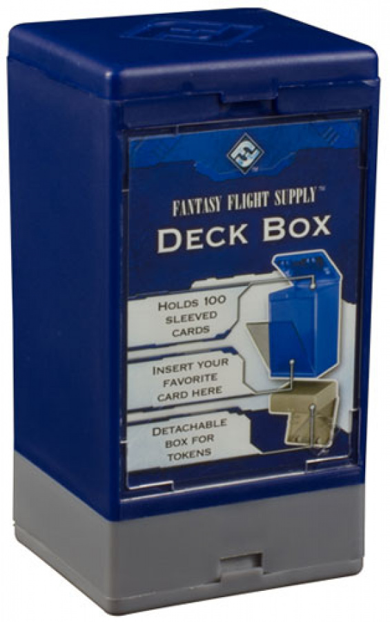 Deck Box FFG (Blue)