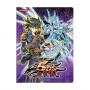 Yu-Gi-Oh! 5D's Konami Official Duelist Card Portfolio Yusei & Majestic Star Dragon