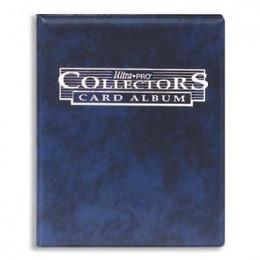Collectors Card Album 10x9 niebieski