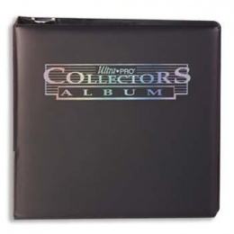 Collectors Card Album segregator czarny