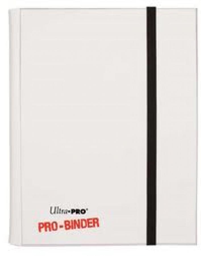 Pro-Binder - biały 360 (czarne strony)