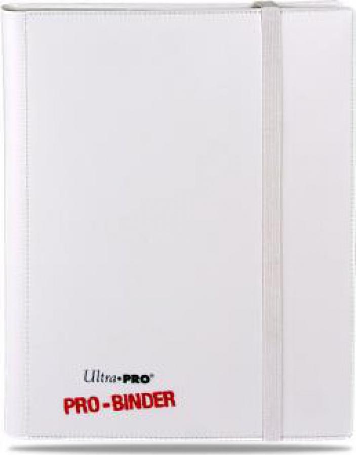 Pro-Binder - biały 360 (białe strony)