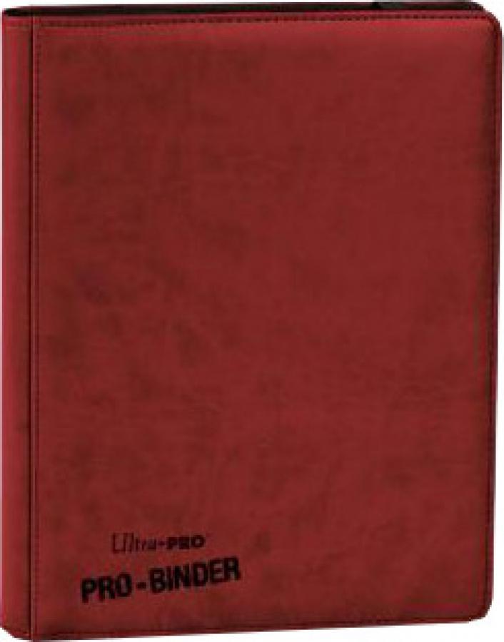 Pro-Binder Premium - Red 360 (Czerwony)
