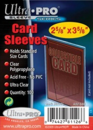 ULTRA-PRO Deck Protector - SILVER 100