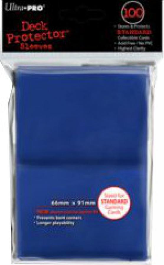 ULTRA-PRO Deck Protector - Blue (Niebieskie) 100 szt.