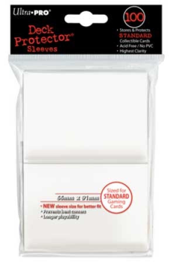 ULTRA-PRO Deck Protector - White (Białe) 100