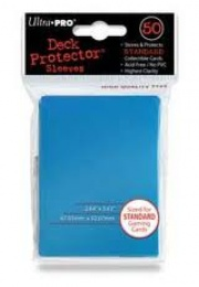 ULTRA-PRO Deck Protector - Solid Light Blue (Jasnoniebieskie) 50