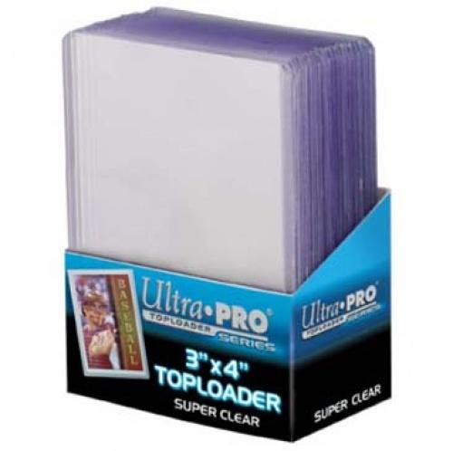 Pakiet Toploader Ultra-Pro Premium - 25 szt.