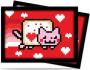 ULTRA-PRO Deck Protector - ValentNyan Cat
