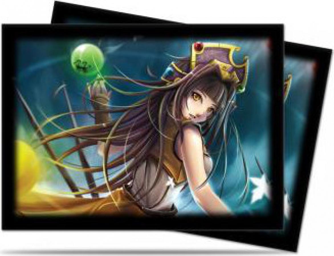 ULTRA-PRO Deck Protector - Elemental Maiden 50