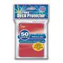 ULTRA-PRO Mini Deck Protector - Imperial Red (Czerwone) 50