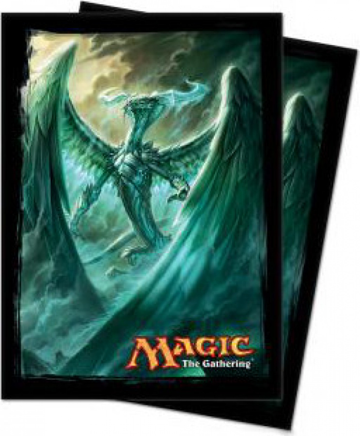 ULTRA-PRO Deck Protector - MTG Fate Reforged: Ugin The Spirit Dragon 80