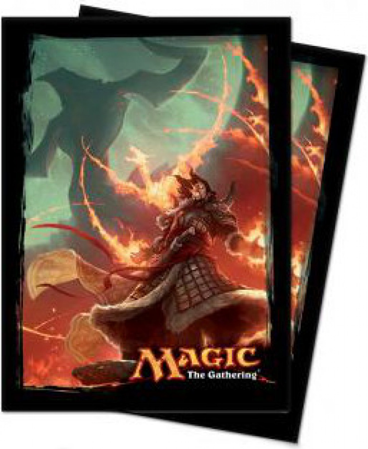 ULTRA-PRO Deck Protector - MTG Fate Reforged: Sarkhan Vol 80
