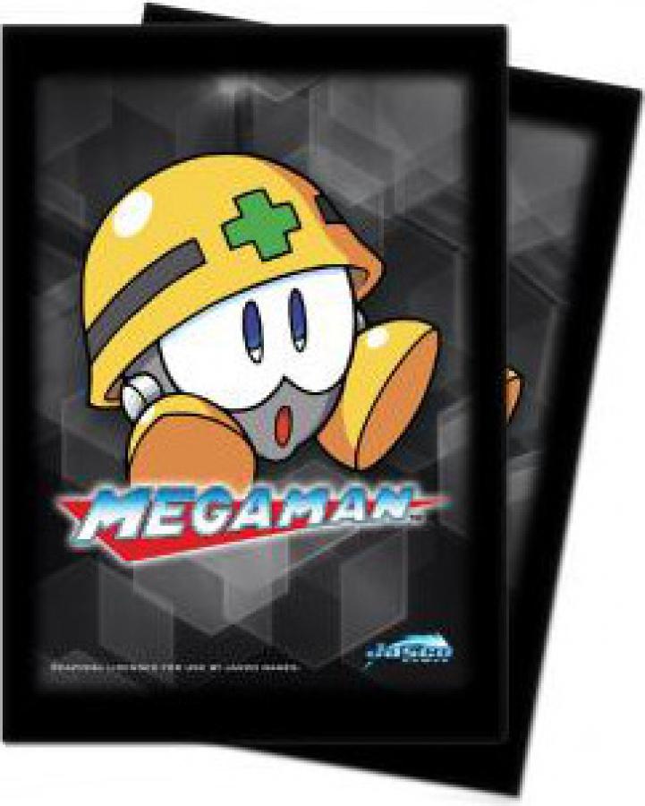 ULTRA-PRO Deck Protector - Megaman Met 50