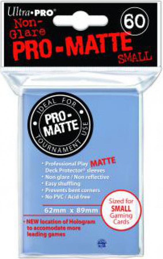 ULTRA-PRO Mini Deck Protector - Pro-Matte Non-Glare 60