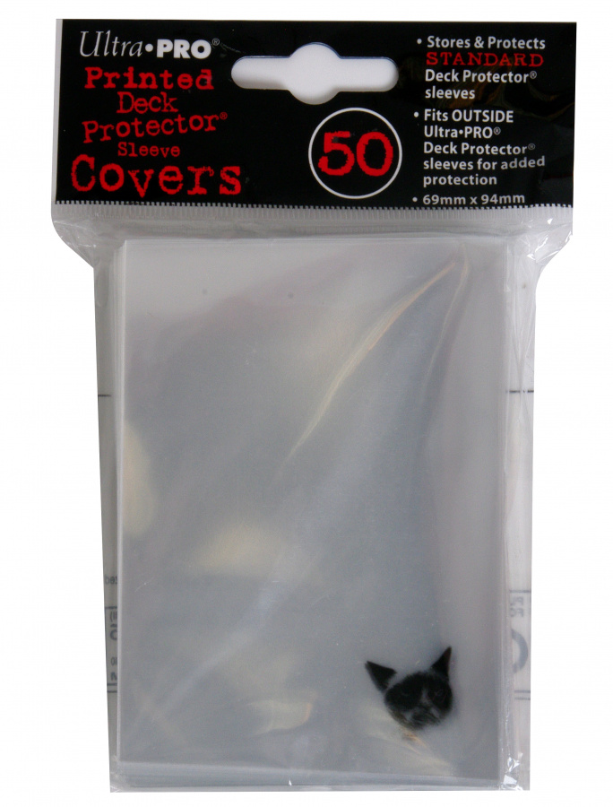 ULTRA-PRO Deck Protector STANDARD Grumpy Cat