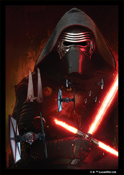 FFG Limited Edition Art Sleeves - Kylo Ren - Standard (63.5 x 88 mm)