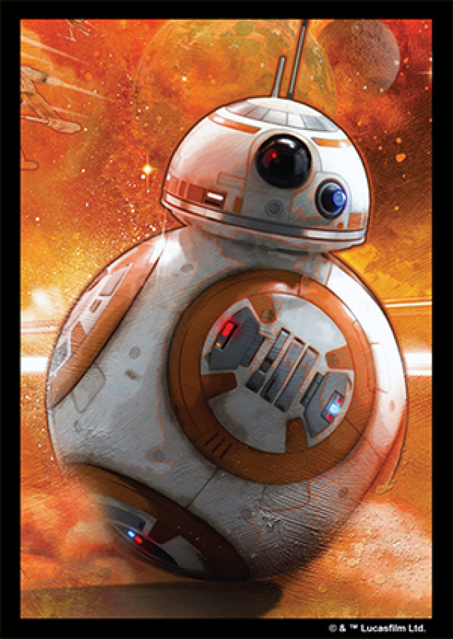 FFG Limited Edition Art Sleeves - BB-8 - Standard (63.5 x 88 mm)