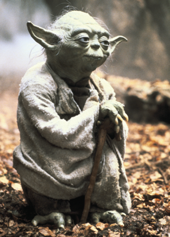 FFG Art Sleeves - Yoda 50