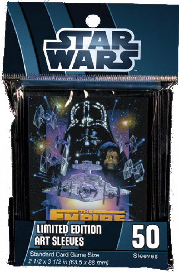 FFG Art Sleeves - Star Wars Empire Strikes Back 50