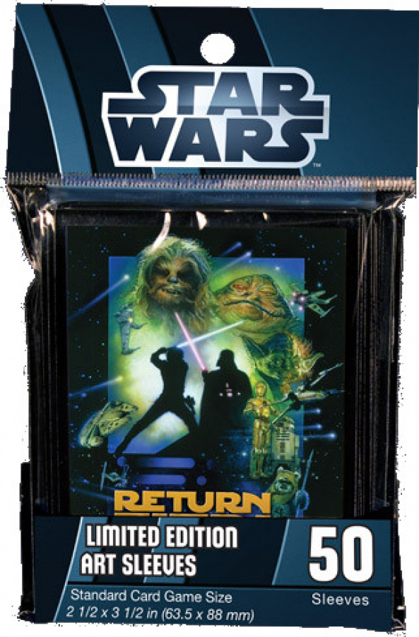 FFG Art Sleeves - Star Wars Return of the Jedi 50