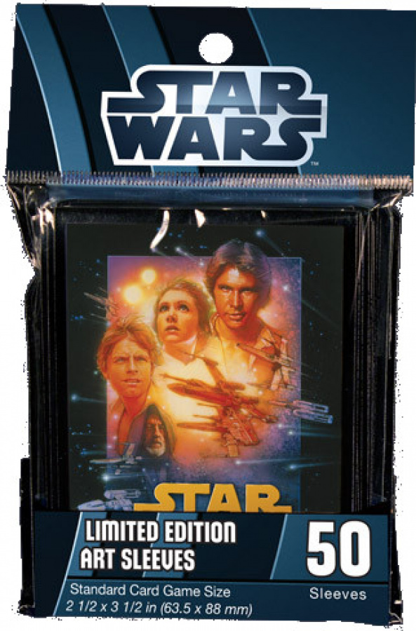 FFG Art Sleeves - Star Wars A New Hope 50