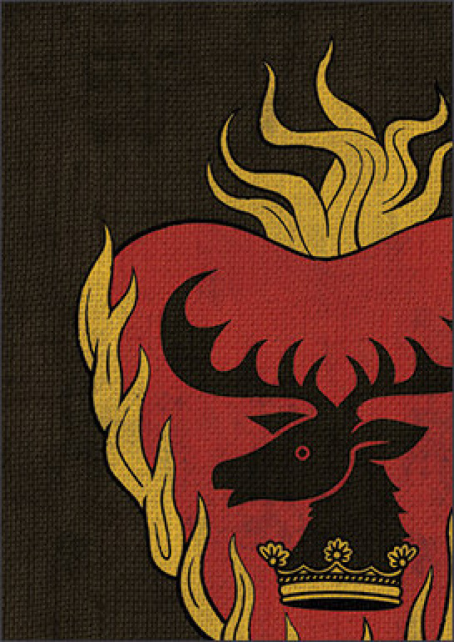 FFG Game of Thrones HBO - Stannis Baratheon