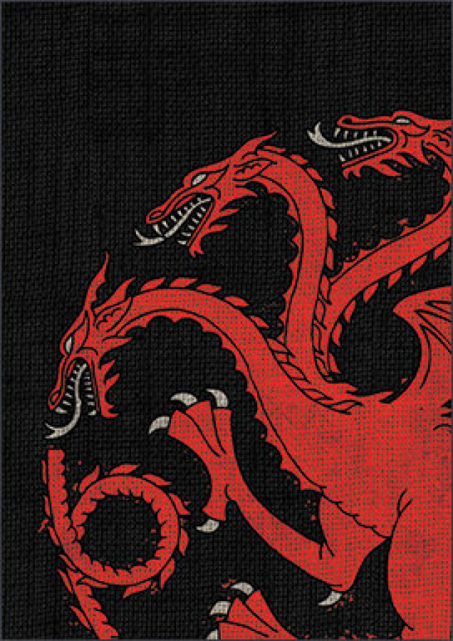 FFG Game of Thrones HBO - House Targaryen